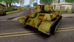 T-34-76 Penguins from Madagaskar para GTA San Andreas
