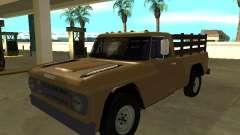 Dodge D100 1968