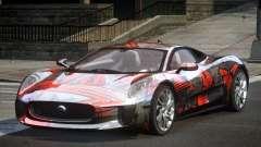 Jaguar C-X75 GT L6 para GTA 4
