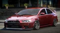 Mitsubishi Lancer Evolution X GS Tuned
