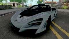 McLaren 720S Novitec N-Largo para GTA San Andreas