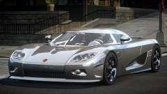 Koenigsegg CCX GTS-S