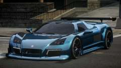 Gumpert Apollo Urban Drift para GTA 4
