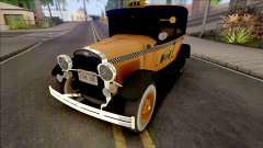 Ford Model A Taxi 1928