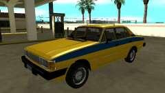 Chevrolet Opala Diplomata 1987 Taxi RJ para GTA San Andreas