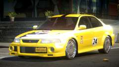 Mitsubishi Evolution VI PSI RC PJ10 para GTA 4