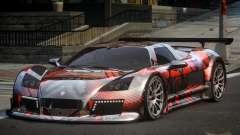 Gumpert Apollo Urban Drift L6 para GTA 4