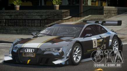 Audi RS5 GST Racing L3 para GTA 4