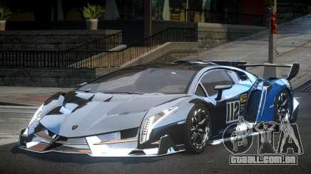 Lamborghini Veneno GT Sport L8 para GTA 4