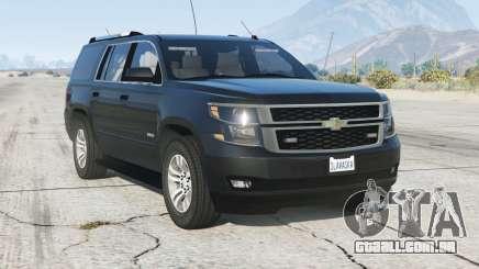 Chevrolet Tahoe FBI para GTA 5