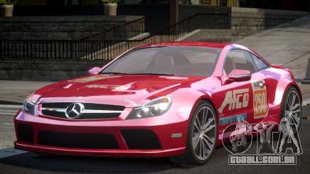 Mercedes-Benz SL65 BS Sport PJ5 para GTA 4