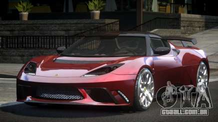 Lotus Evora GT para GTA 4