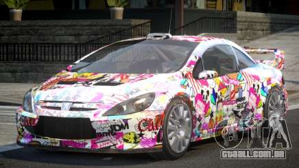 Peugeot 307 GST-R L7 para GTA 4