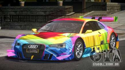 Audi RS5 GST Racing L6 para GTA 4