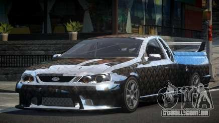 Ford Falcon XR8 GS L1 para GTA 4