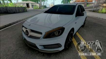 Mercedes-Benz A45 AMG HQ para GTA San Andreas