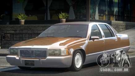 Cadillac Fleetwood Old V1.1 para GTA 4
