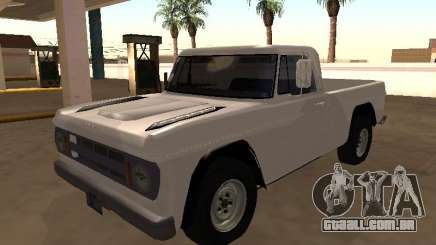 Dodge D-100 1968 MY para GTA San Andreas