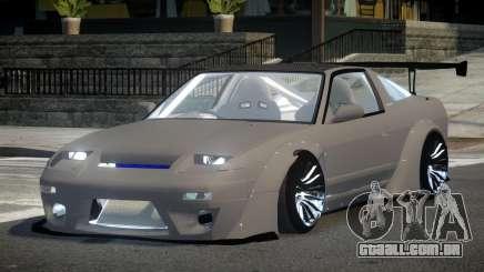 Nissan 380SX PSI Drift para GTA 4