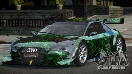 Audi RS5 GST Racing L4 para GTA 4