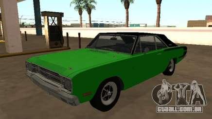 Dodge Charger RT Brasileiro 1971 para GTA San Andreas