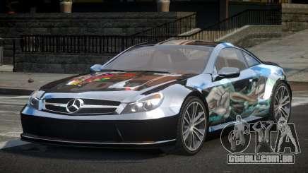 Mercedes-Benz SL65 BS Sport PJ9 para GTA 4