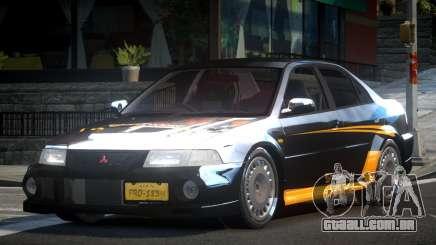 Mitsubishi Evolution VI PSI RC PJ8 para GTA 4
