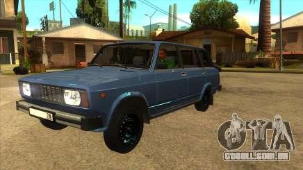 Vaz 2104 78RUS para GTA San Andreas