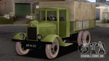 JAG-6 de 1936 para GTA San Andreas