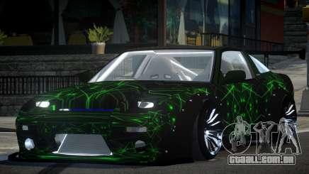 Nissan 380SX PSI Drift L6 para GTA 4