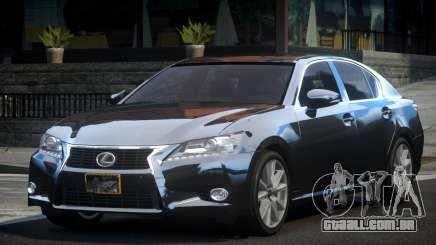 Lexus GS300H GST para GTA 4