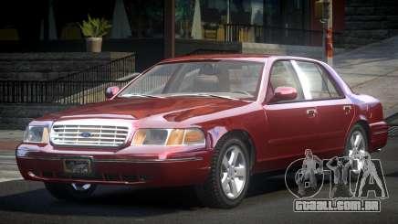 Ford Crown Victoria GST para GTA 4