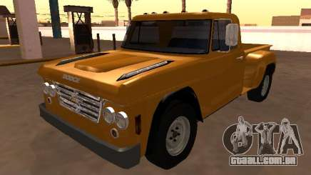 Dodge D500 1965 Stepside para GTA San Andreas