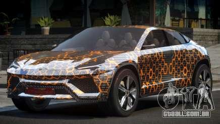 Lamborghini Urus RS L8 para GTA 4