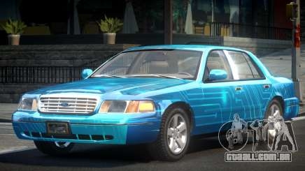 Ford Crown Victoria GST L9 para GTA 4