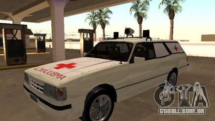 Chevrolet Caravan Diplomata 1992 Ambulância para GTA San Andreas