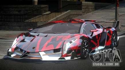 Lamborghini Veneno GT Sport L2 para GTA 4