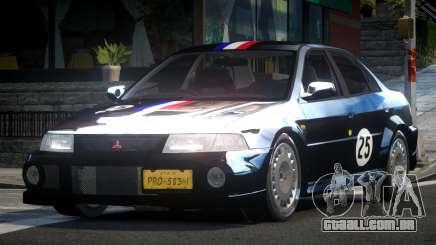 Mitsubishi Evolution VI PSI RC PJ3 para GTA 4