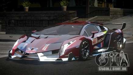 Lamborghini Veneno GT Sport L10 para GTA 4