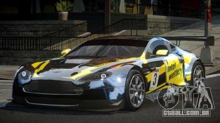 Aston Martin Vantage GST Racing L6 para GTA 4