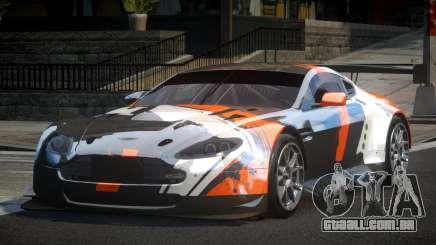 Aston Martin Vantage GST Racing L8 para GTA 4