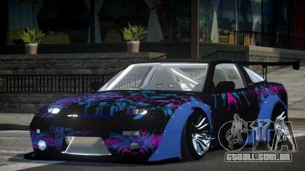 Nissan 380SX PSI Drift L4 para GTA 4