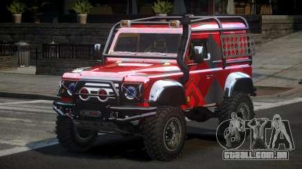 Land Rover Defender Off-Road PJ6 para GTA 4