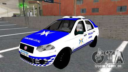 Polícia de Fiat Siena para GTA San Andreas