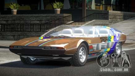 Pegassi Toreador L8 para GTA 4