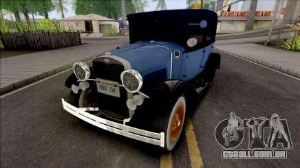 Ford Model A 1928 para GTA San Andreas