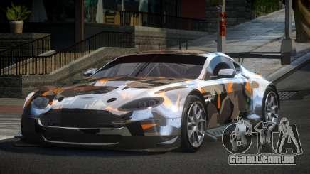 Aston Martin Vantage GST Racing L7 para GTA 4