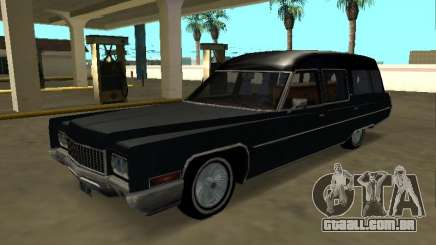 Cadillac Fleetwood 1970 Hearse Pack para GTA San Andreas