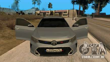 TOYOTA CAMRY V55 3.5V6 para GTA San Andreas