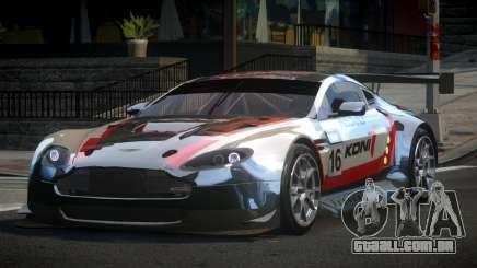 Aston Martin Vantage GST Racing L5 para GTA 4